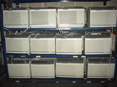 SWAP air conditioners