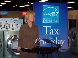 Lt. Governor Barbara Lawton