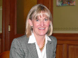 Lt. Gov. Barbara Lawton (File photo: Jackie Johnson)