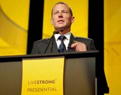 Image: Lance Armstrong Foundation
