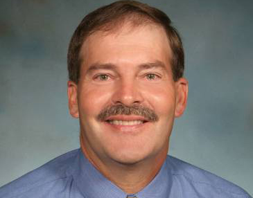 Weston High School Principal John Klang