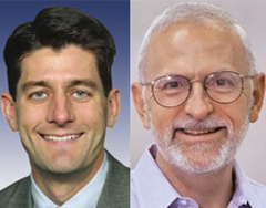 Paul Ryan, Steve Sheiffer
