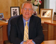 Superior Mayor Dave Ross