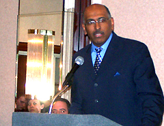 RNC Chair Michael Steele (Photo: Brian Moon)