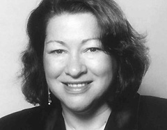 President Obama's nominee for US Supreme Court Justice Sonia Sotomayor