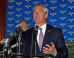 State Senator Randy Hopper