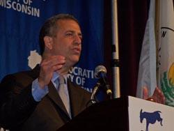 U.S. Senator Russ Feingold (D-WI)