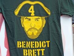 Benedict Brett on State Street. IMAGE:WRN