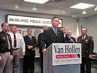 JB Van Hollen (Photo: JB Campaign)