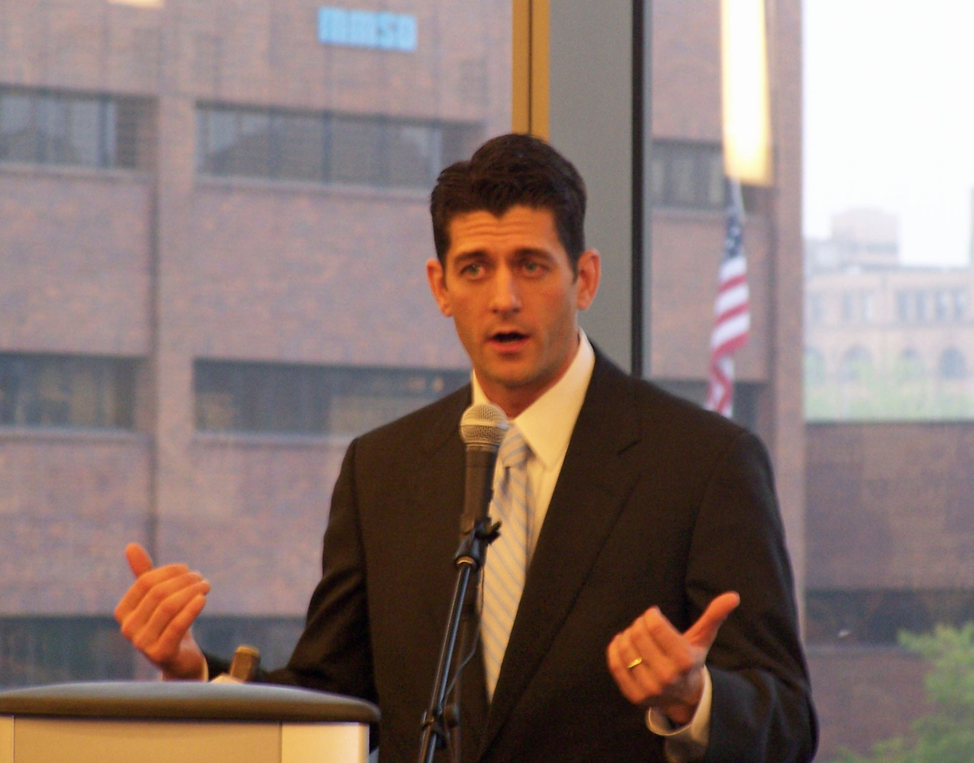Rep. Paul Ryan (Photo: WRN)