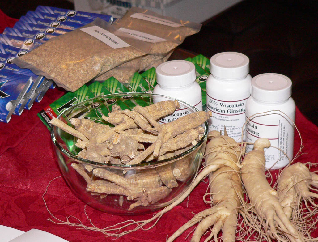 Wisconsin ginseng (Photo: Jackie Johnson)