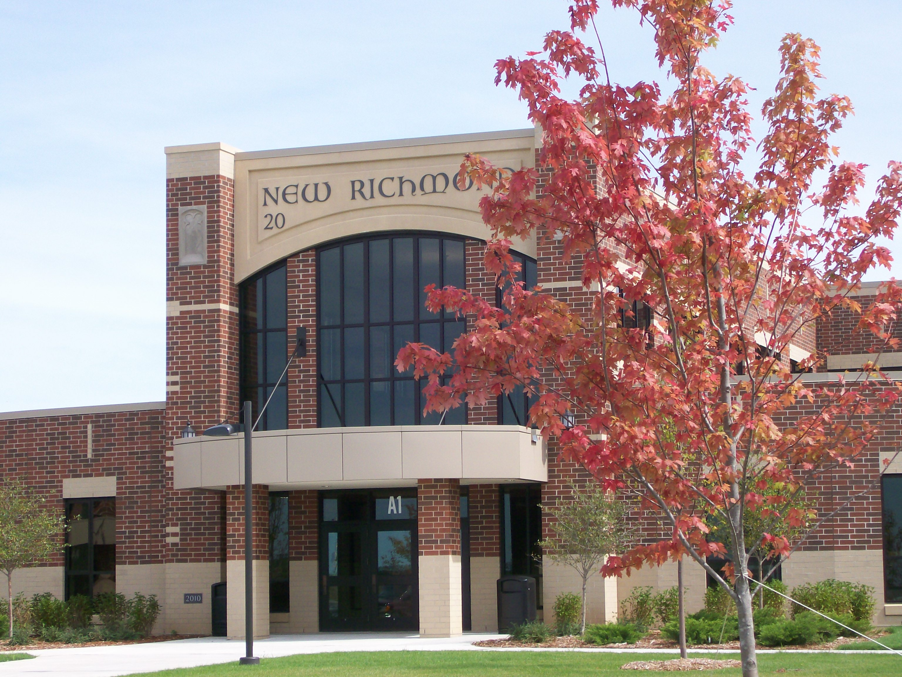New Richmond, Wisconsin High School