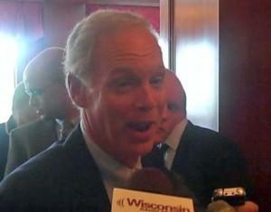Senator Ron Johnson PHOTO: WRN