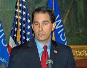 Governor Scott Walker PHOTO: WRN