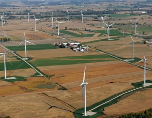 Glacier Hills Wind Park (Photo: We Energies)