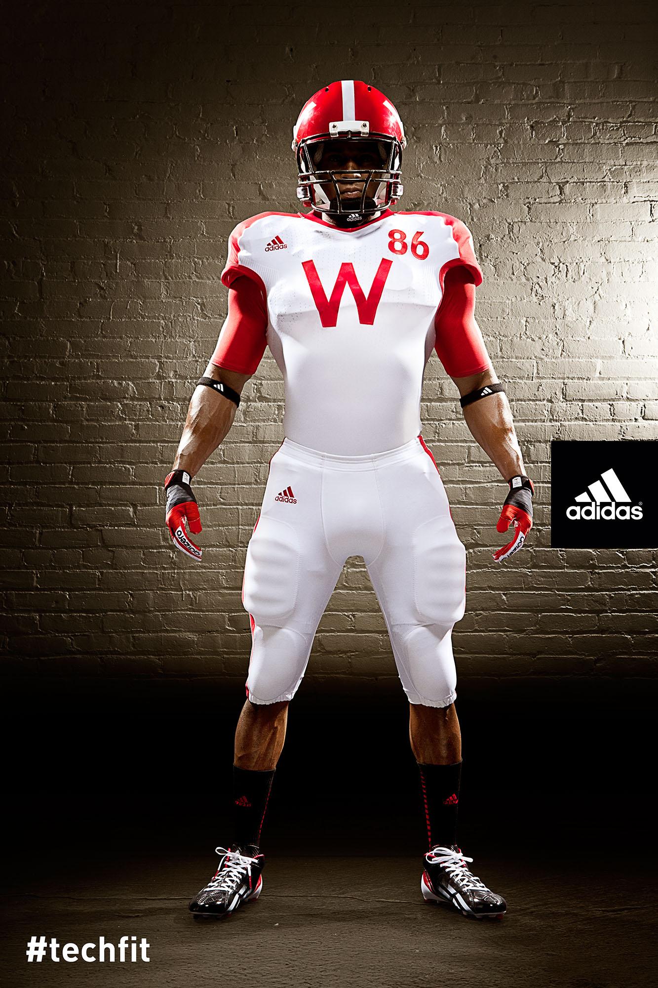 Badgers unveil new uniform for Nebraska game Wisconsin