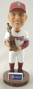 Matt Erickson bobblehead