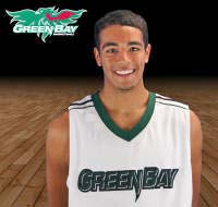 Jordan Fouse/Courtesy of Green Bay athletics