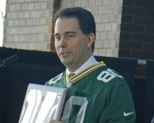 Scott Walker declares Donald Driver Day
