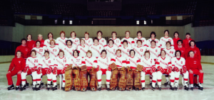 1981 Badger Hockey Team