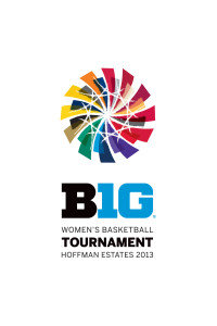 Big Ten Tournament logo