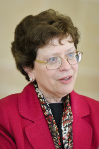 Dr. Rebecca M. Blank is recommended as the next chancellor of the University of Wisconsin-Madison