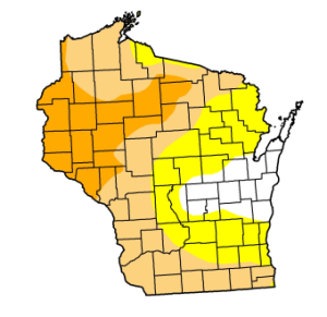 Wisconsin drought