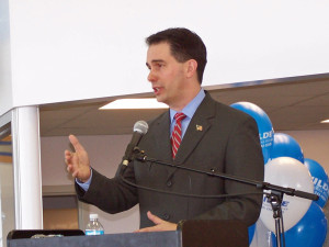 Gov. Scott Walker (Photo: Andrew Beckett)