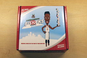 Larry Sanders Blocks Box