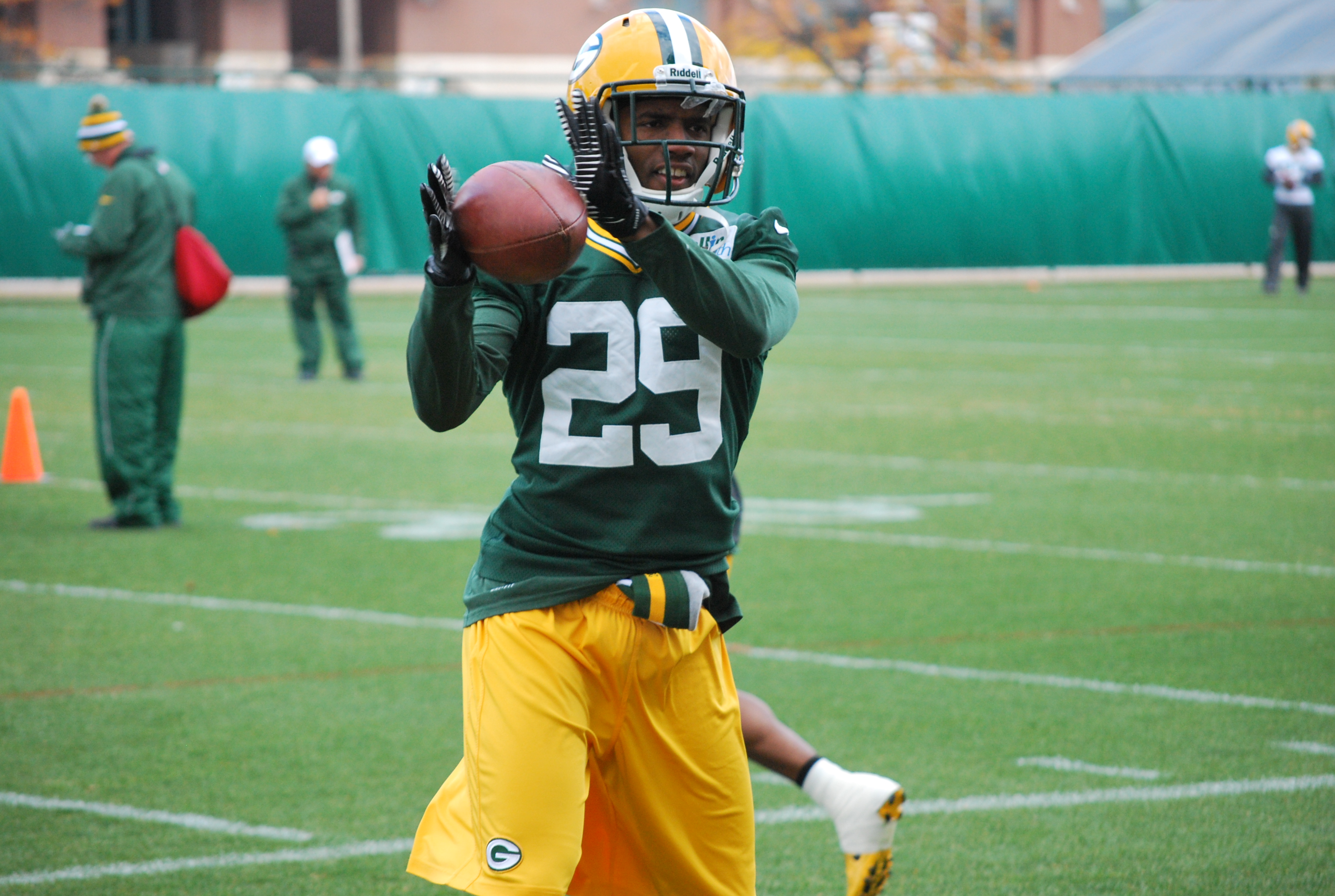 Packers expect Hayward to have another big year
