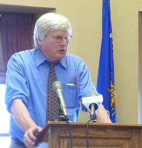 Senator Glenn Grothman (PHOTO: Jackie Johnson)