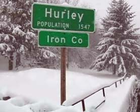 Spring in Hurley (Photo Courtesy of NorthlandNewsCenter.com