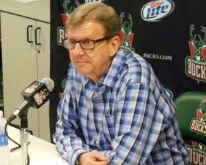 Bucks GM John Hammond