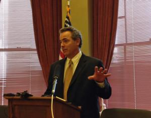 Senator Jon Erpenbach PHOTO:WRN