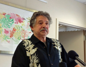 Mayor Paul Soglin PHOTO: WRN