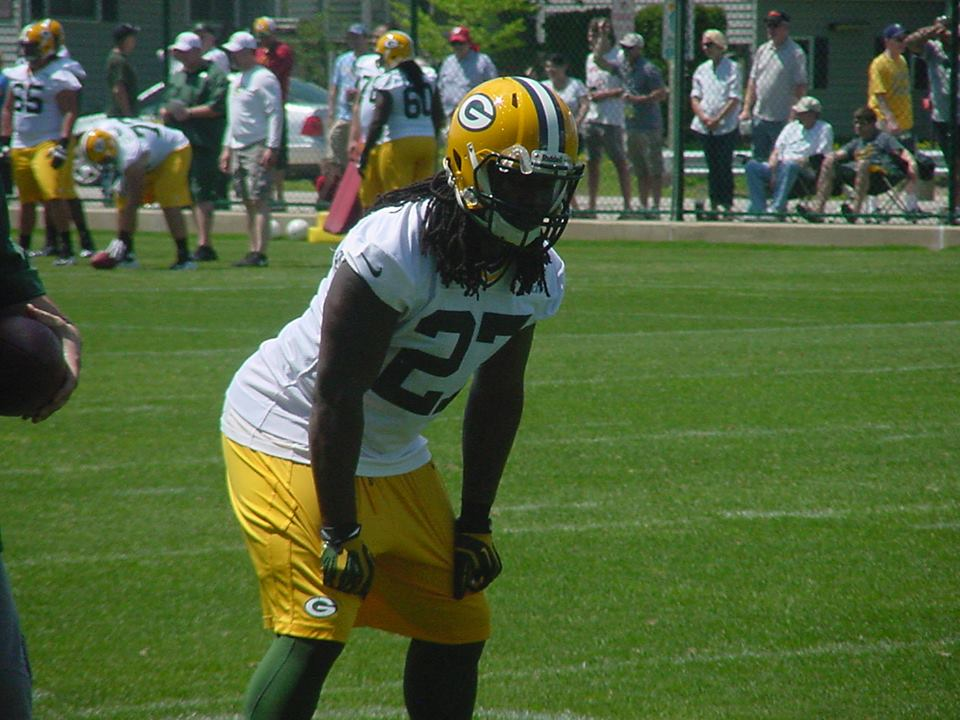 Eddie Lacy Before And After Eddie Lacy