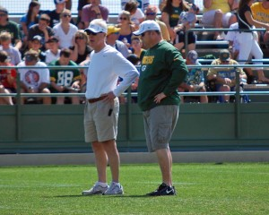 Ted Thompson & Mike McCarthy