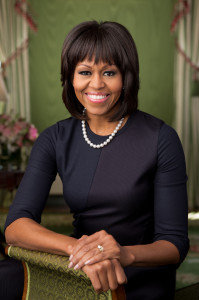 First Lady Michelle Obama (PHOTO: White House)