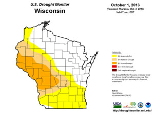 Source: US Drought Monitor