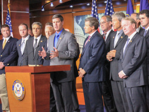 U.S. Rep. Ron Kind (D-WI) joins fellow members of Congress in calling for an end to the government shutdown.