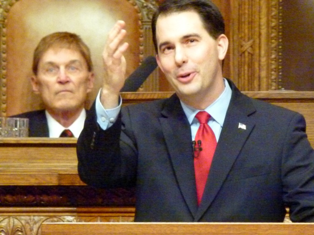 Governor Scott Walker (File photo)