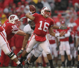 Badgers vs Penn State 2011