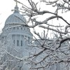 Snow in Madison (File photo)