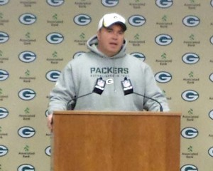 Mike McCarthy discusses Aaron Rodgers return