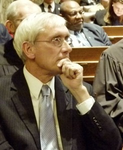 Department of Public Instruction Superintendent Tony Evers (FILE PHOTO: Jackie Johnson)