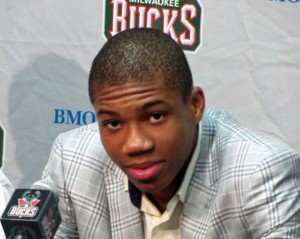 Giannis Antetokounmpo / Photo-OnMilwaukee.com