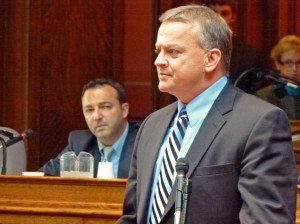 Representative Bill Kramer. (PHOTO: Jackie Johnson)