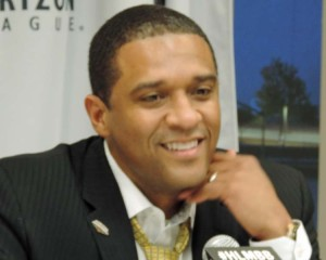 Panthers coach Rob Jeter