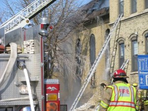 St Lawrence Fire Five
