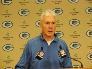 GM Ted Thompson recaps Day 2